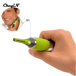 Micro precision ear eyebrow nose trimmer multifunction personal electric built in led light face care hair.jpg 250x250