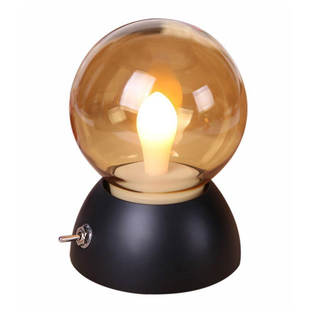 7 цветов лампы для ребенка, батарея/USB Перезаряжаемые мягкий свет ночи ночники для дома/стол/путешествия