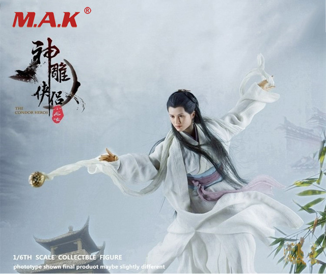 1:6 Legend of Condor Heros Series Little Dragon Girl Action Figure for Collection
