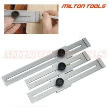 Промышленные 200 мм из нержавеющей стали scriber стальной маркировочный Калибр 0-200 мм углеродистая сталь Компоновочные инструменты стальной деревообрабатывающий измерительный инструмент