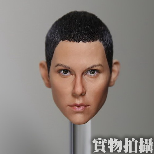 Brand New 1/6 Scale Mad Max 4 Imperator Furiosa (Charlize Theron) Head Sculpt For 12'' Action Figure Model Toy Accessories