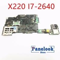 I7-2640 X220 X220 X220i x220T X230 x240 Motherboard I3 I5 I7