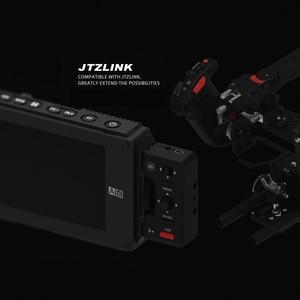 "Image 2 - FOTGA A50T 5 ""FHD กล้องหน้าจอสัมผัส Field Monitor สำหรับ sony พร้อมรองเท้าร้อน/เย็น mount Adapter 3/8 Inch M6 อะแดปเตอร์"