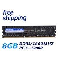 Материнская плата KEMBONA  совместима со всеми материнскими платами DDR3 1600 МГц  8 Гб