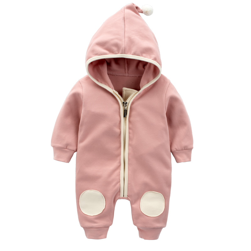 2965a327e Maggie's Walker Baby boys and girls clothes Spring autumn newborn rompers  Hooded jumpsuit for children Kids unisex outwear ~ Best Seller June 2019
