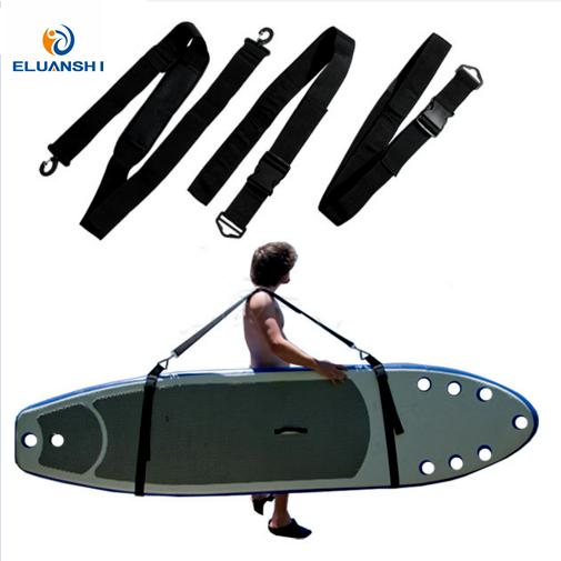 Adjustable Surfboard Shoulder Carry Sling Stand Up Paddleboard Strap Sup Board Surf Fins Paddle Wakeboard Surfing Kayak Unisex