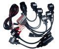 5pcs/lot 8 pcs car cable one set for tcs cdp pro plus and multidiag pro + wow snooper