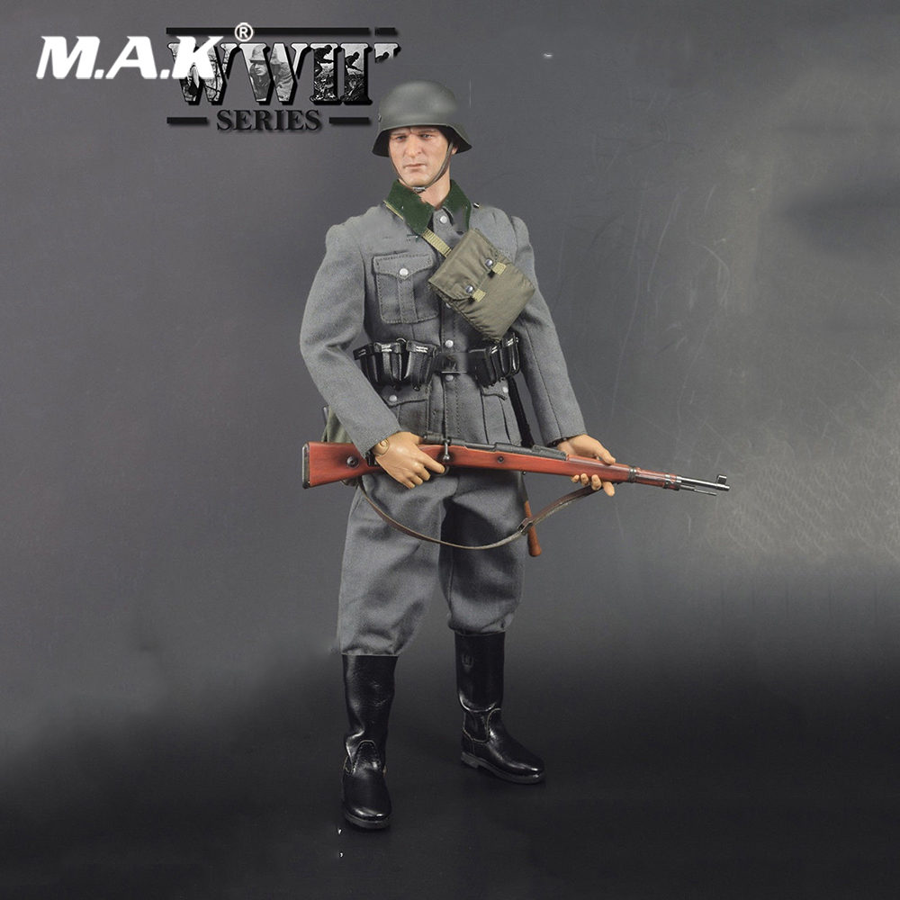 1/6 WWII German Soldier Uniforms WH Infantry Private Clothes Set PLAN WHITE Poland 1939 #68015 Model for 1/6 Figrue Body1/6 WWII German Soldier Uniforms WH Infantry Private Clothes Set PLAN WHITE Poland 1939 #68015 Model for 1/6 Figrue Body