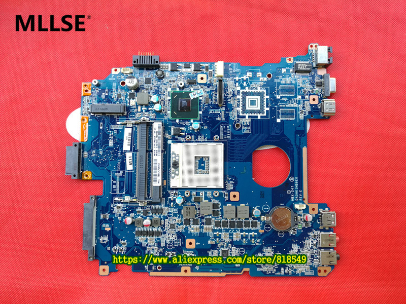 LAPTOP MOTHERBOARD MBX-247 DA0HK1MB6E0 REV :E FIT FOR SONY VPCEH NOTEBOOK PC, 100% WORKING for sony mbx 246 v090 rev 1 1 laptop motherboard mainboard 1p 0113j03 6011 100