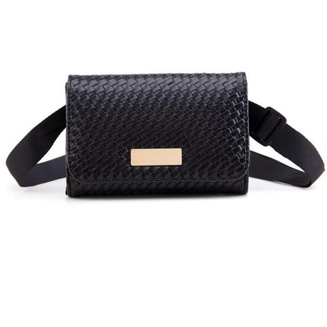 Paquete de la Cintura mujeres de Las Señoras de Las Mujeres Bolsos de Diseñador de Moda Bolso De La Cintura Fanny Pack de Bolsas de Cintura de Las Mujeres