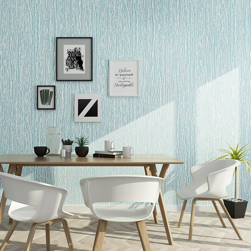 Modern simple 3D wall paper non-woven wallpapers for living room study TV background wall pure color wall paper roll home decor 3d modern wallpapers home decor flower wallpaper 3d non woven wall paper roll bird trees wallpaper decorative bedroom wall paper