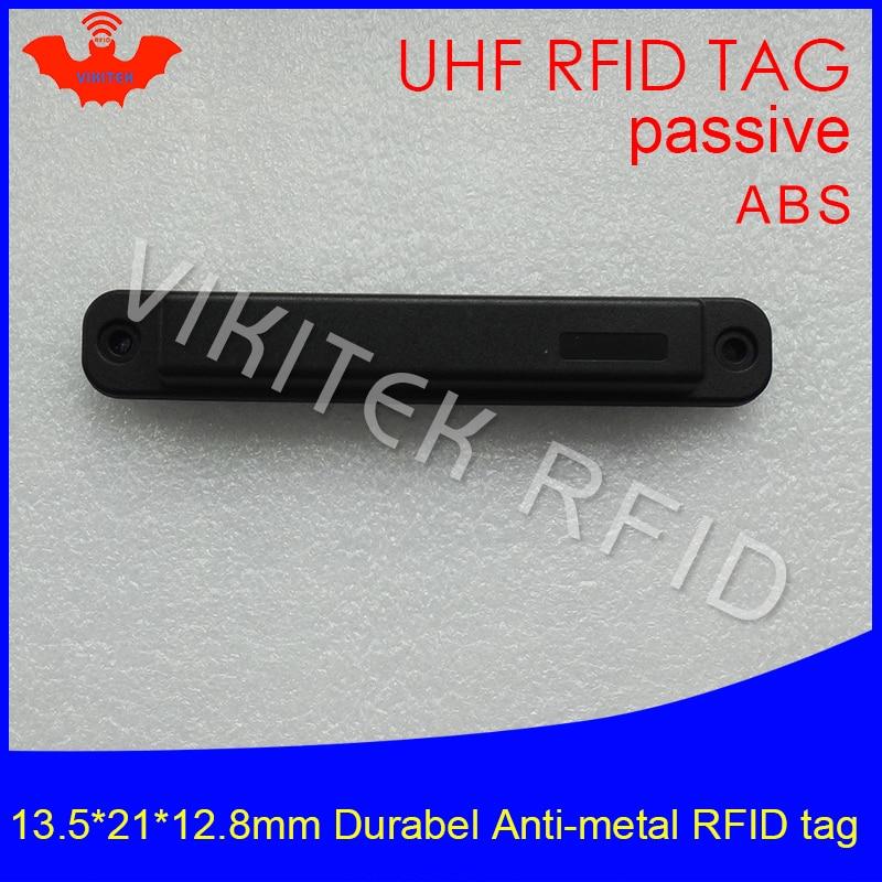 UHF RFID anti-metal tag 915mhz 868mhz Higgs3 EPCC1G2 6C 13.5*21*12.8mm durable ABS stocking shelves smart card passive RFID tags uhf rfid anti metal tag 915mhz 868mhz higgs3 epcc1g2 6c 13 5 21 12 8mm durable abs stocking shelves smart card passive rfid tags