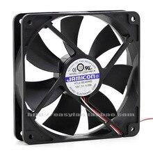 JAMICON KF1225H1HM-R 12 V 0.35A 12025 12 см ATX вентилятор охлаждения