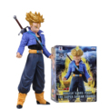 Chanycore Anime Dragon Ball Z Saiyan Trunks Torankusu Master Stars Piece (MSP) Collection Action Figure Toys Dolls