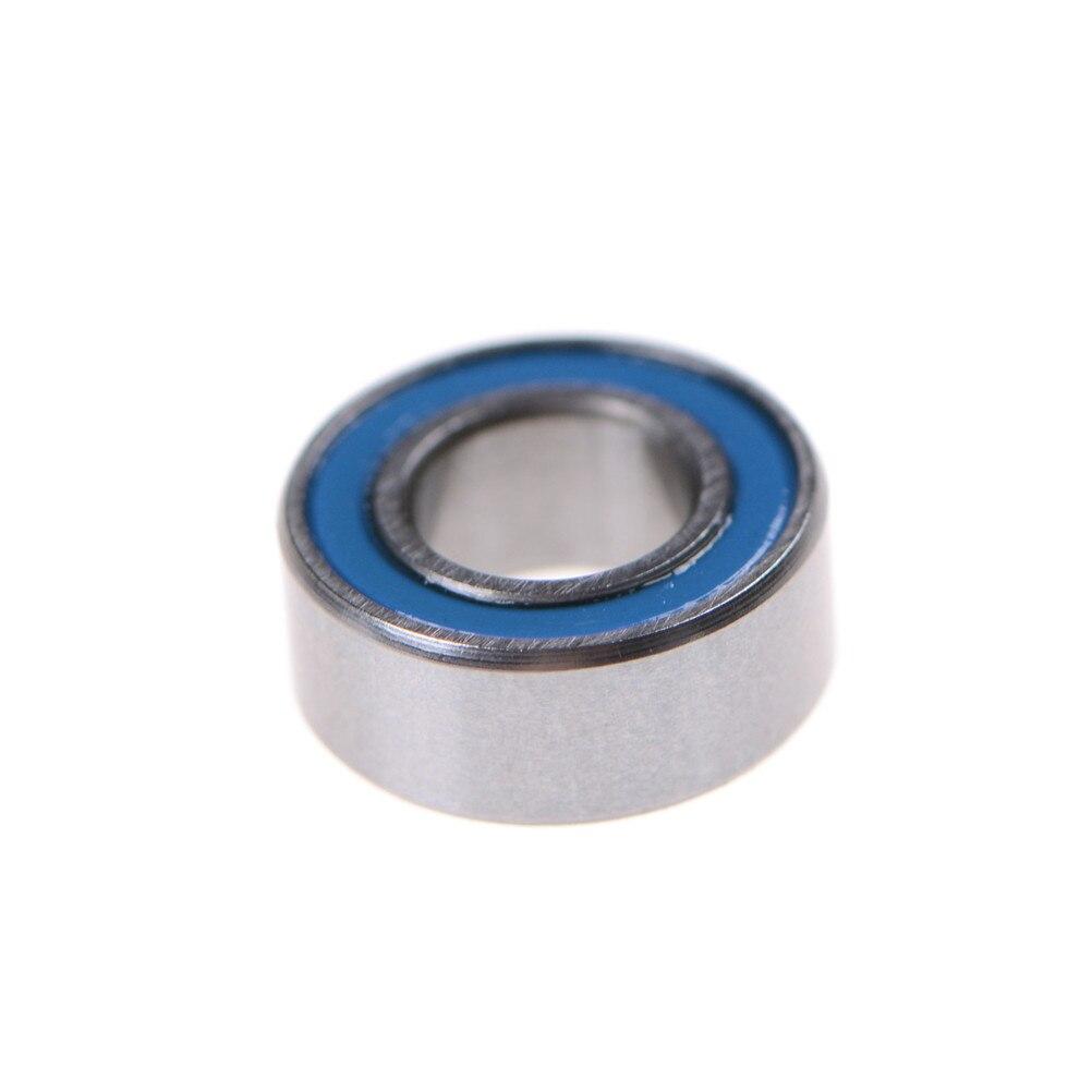 MR74-2RS 4x7x2.5 Miniature Ball Bearings Black Rubber Sealed Bearing 5 PCS