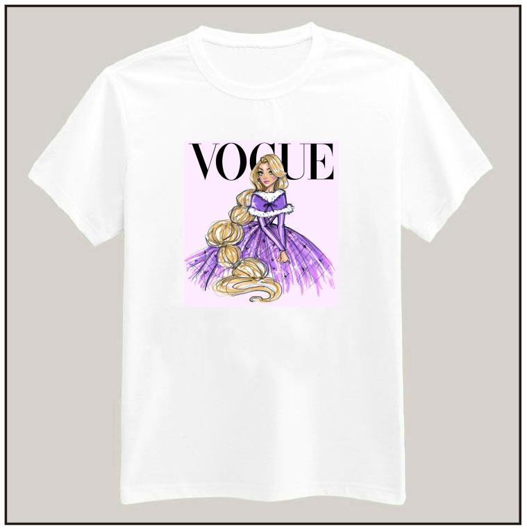 HTB1yu98HpXXXXcbXpXXq6xXFXXXj - Tattoo Vogue Princess Women T shirt PTC 17