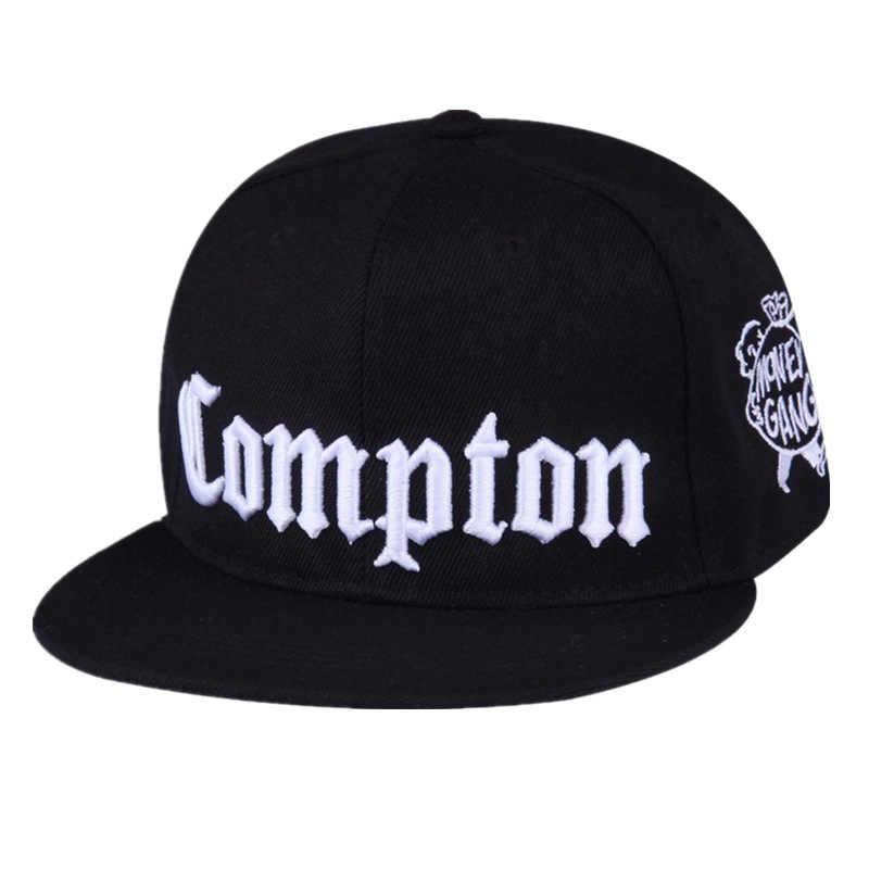 Best West Beach Gangsta City Crip N.W.A Eazy-E Compton Skateboard Cap  Snapback Hat Hiphop dbebf9c9c280