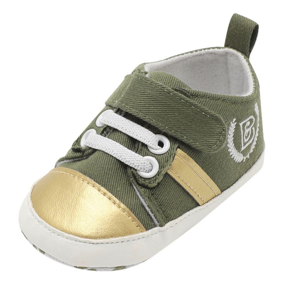 New Baby Sneaker Sport Shoes For Girls Boys Newborn Shoes