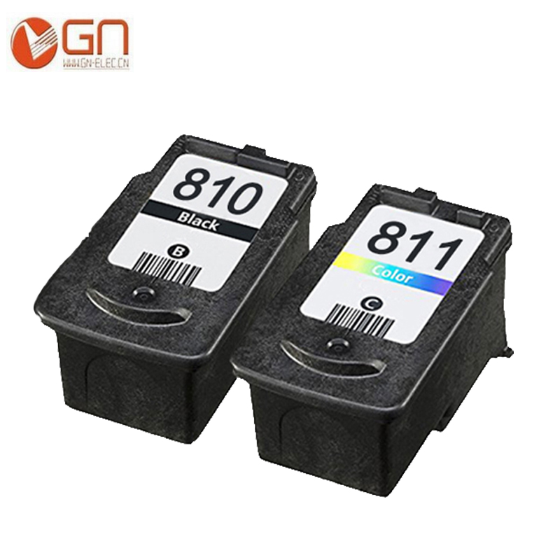 GN PG810XL CL811XL Ink Cartridges For Canon PG-810 CL-811 810 811 PIXMA IP2770 IP2772 MP245 MP258 MP496/MX328 MX338 MX347 MX357