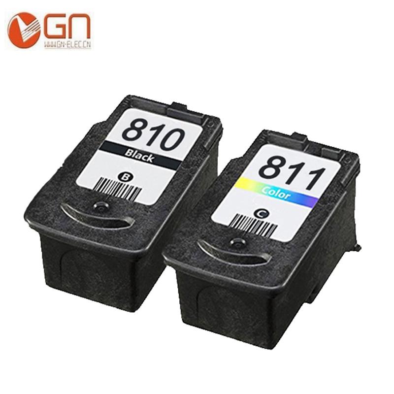 GN PG810XL CL811XL Ink Cartridges For Canon PG-810 CL-811 810 811 PIXMA IP2770 IP2772 MP245 MP258 MP496/MX328 MX338 MX347 MX357