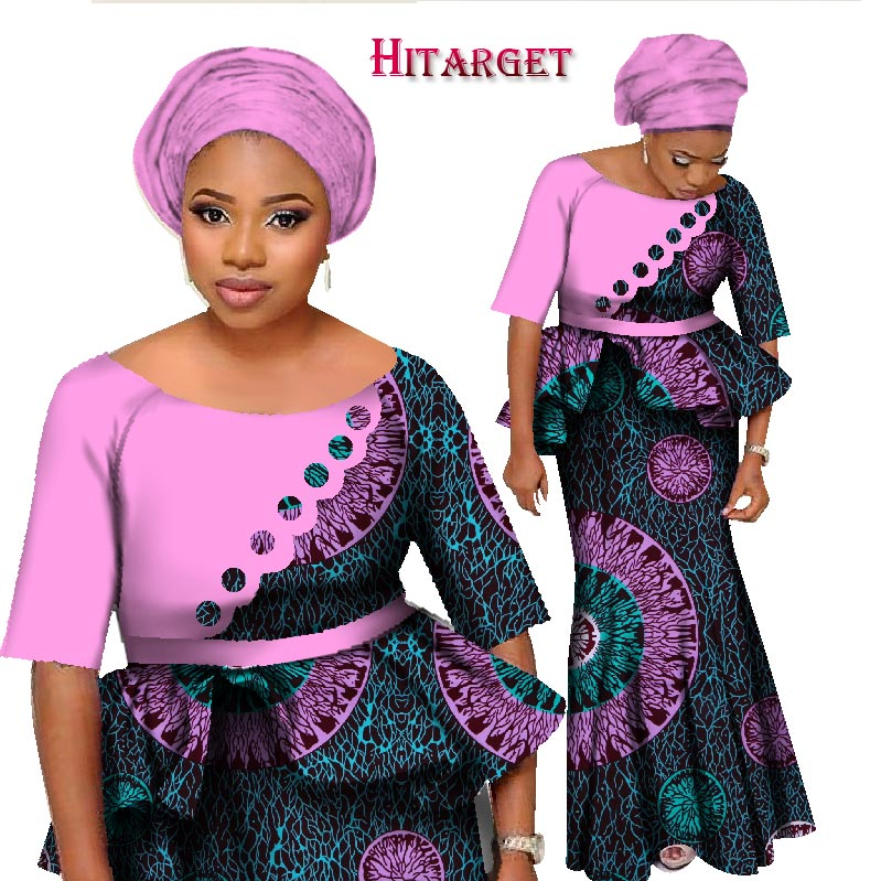 High Quality african clothing woman