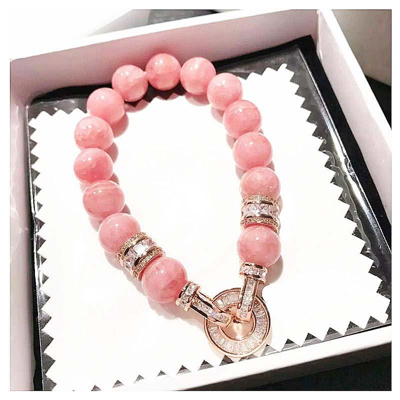 ZUBEHÖR FÜR SCHMUCK Luxus AAA Zirkonia Kristall Charm Verschlüsse für Armbänder Halskette DIY Funde Bijoux Berloques