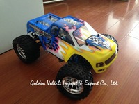 Rc Car Nitro HSP 94188 Rc 1 10 Scale Nitro Off Road Monster Truck FS GT2