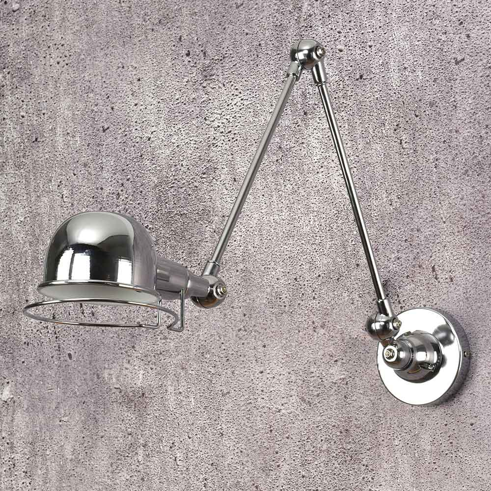 Zerouno Loft Vintage Industrial Edison Wall Lamps Metal Lampshade Antique Metal Wall Lights 110V 220V For Bedroom Wall SconcesZerouno Loft Vintage Industrial Edison Wall Lamps Metal Lampshade Antique Metal Wall Lights 110V 220V For Bedroom Wall Sconces