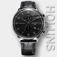 Erkek Saat 2019 оригинальные часы для мужчин лучший бренд класса люкс для мужчин часы кожаные часы для мужчин часы Relogio Masculino Horloges Mannen
