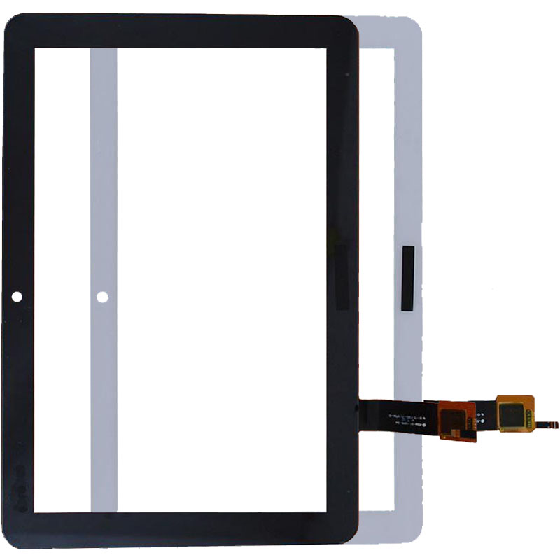 New Touch Screen Replacement For Acer Iconia Tab 10 A3-A20 10.1 Digitizer Glass With Free Shipping White/Black 10 1 for acer iconia tab a3 a10 a3 a11 tablet touch screen touch panel digitizer glass lens repair parts replacement free ship