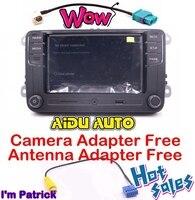 RCD330G Plus RCD330+ RCD510 RCN210 RCD340G Car 6.5 MIB Radio For VW Golf 5 6 Jetta MK5 MK6 CC Tiguan Passat CC Polo 6RD035187A