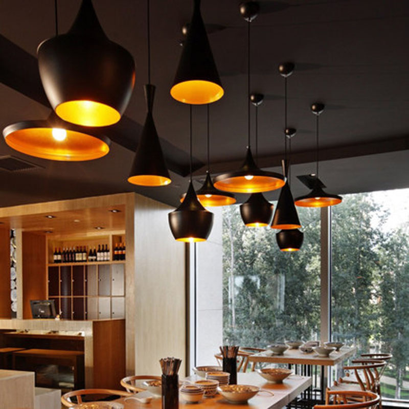 Us 159 0 Bar Table Individuality Brief Modern Musical Instrument Three Head 1 Single Head Pendant Light In Pendant Lights From Lights Lighting On