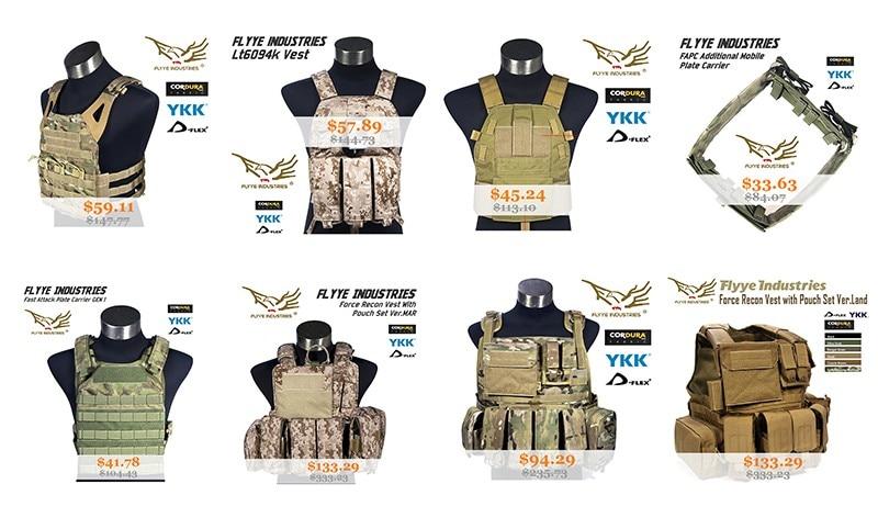 FLYYE tactical vest