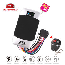 Car GPS Tracker Vehicle Tracker GSM GPS Locator Coban TK303G Waterproof IP66 Remote Control Cut Off Engine Geofence Free Web APP