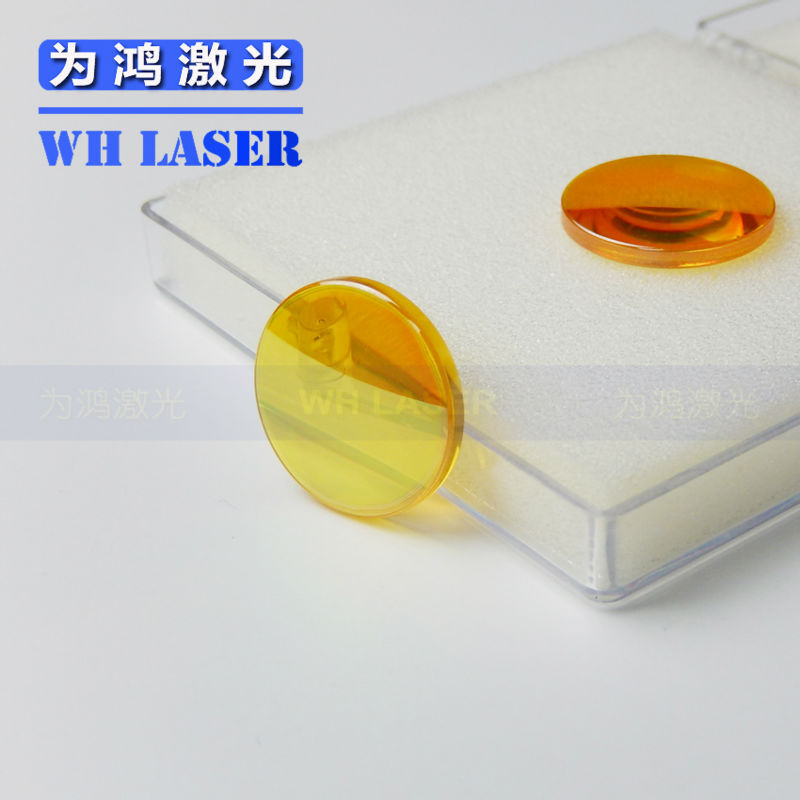 USA CVD ZnSe Co2 Laser Focus Lens Diameter 20mm Focal Length 63.5mm For Co2 Laser Cutting And Engraving Machine 1pcs dia 20mm length 50 8mm china znse co2 laser focus len and 3pcs 25mm silicon mirrors for cutter engraving machine
