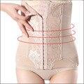 Mulheres Shaper corpo Shapewear trainer Cintura Cincher Tummy Cinturão De Aço Desossada Espartilho Pós-parto Emagrecimento Corselet-89A0