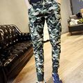 Camo Joggers Pencil Pants 2016 Fashion Slim Fit Camouflage Pants Men Pants For Track New Arrival