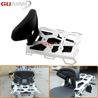 Motorcycle Rear Passenger Seat Backrest and Luggage Rack Set Accessories For BMW R1200GS R 1200 GS LC 2014 2015 2016 2017 16 17