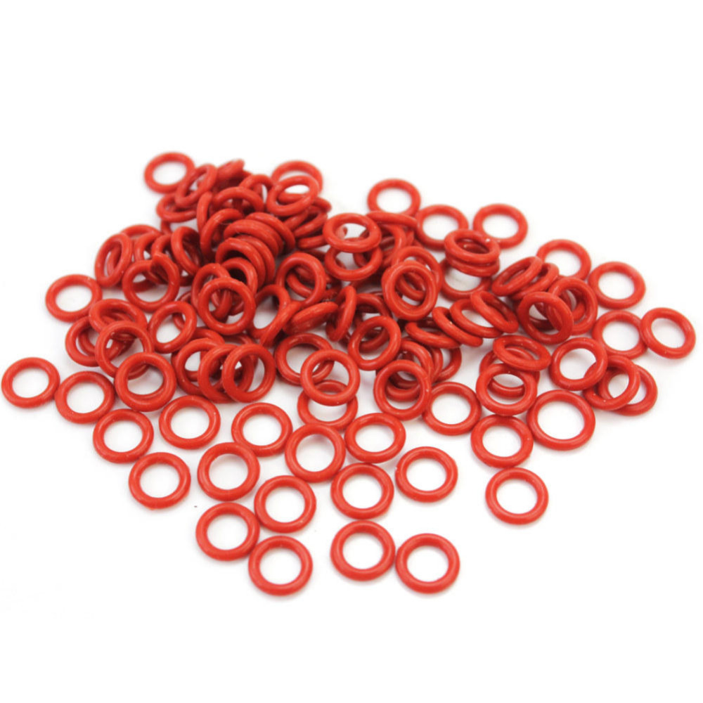 Computer & Office New Fashion The New 109pcs Green Keycaps Rubber O-ring Switch Dampeners Dark Red For Cherry Mx Keyboard Dampers Key Cap O Ring Replace Part Mouse & Keyboards