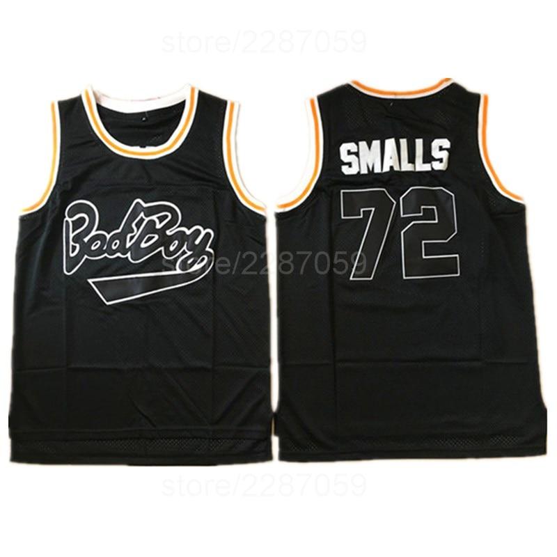 Popular Brand Minanser Notorious B.i.g 97 Bad Boy Pink Basketball Jersey New Men Sports & Entertainment