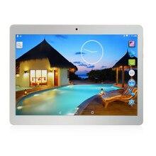 "K107 Yuntab 10.1 ""Android 5.1 Tablet 1 GB + 16 GB Quad-Core Phablet con Cámara Dual Desbloqueado Ranuras Para Tarjetas Sim Dual GPS IPS 1280X800"