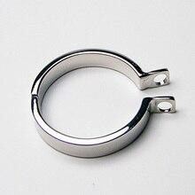 5 Размеры Съемный Целомудрие Устройства Металл Петух Кольцо Для Мужчин Из Нержавеющей Стали Кольцо Пениса Сексуальные Игрушки Для Мужчин Секс продукты