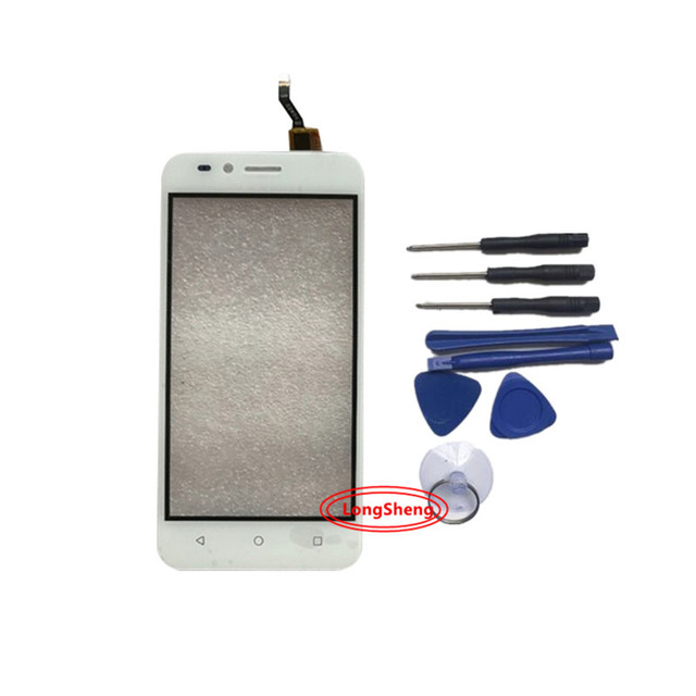 US $6 59 |4 5inch Replacement Touch Screen Digitizer For Huawei lua u22  Y3ii Y3 II 3g digitizer Panel touch screen display cell phone-in Mobile  Phone
