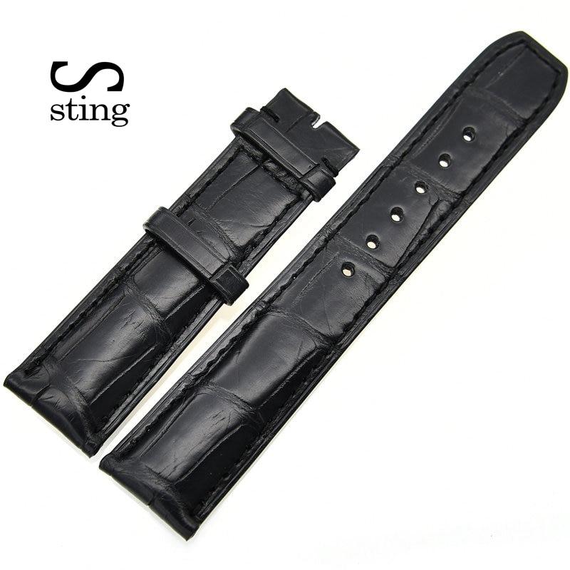 Black And Brown 20 21mm Watchband For Baume & Mercier Watches Men Wrist Belt laura mercier lm 14 7ml
