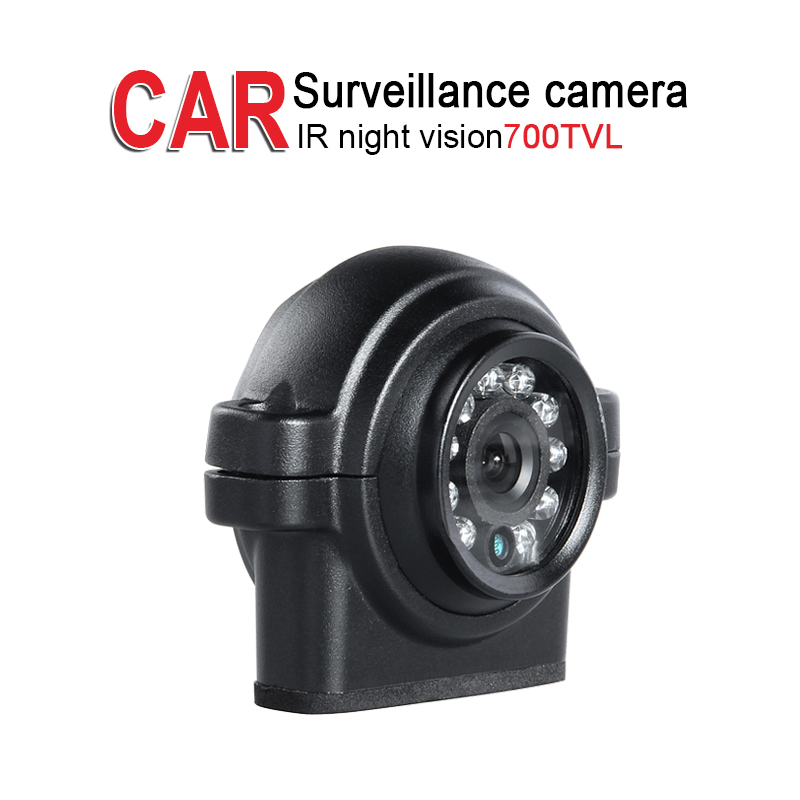 Free Shipping 700TVL Reverse Truck Camera,Outdoor Waterproof IR Night Vision CCD Sony for Bus Car DVR Boat Vehicle Surveillance free shipping 4 pin av bnc 700tvl sony ccd ir night vision waterproof car rear view reverse backup camera for bus truck van