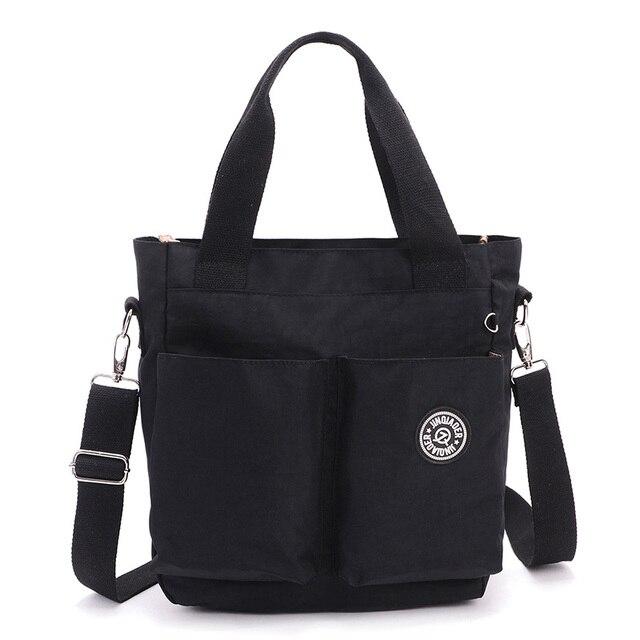 Women's Waterproof Nylon Messenger Bags Designer Handbags High Quality  Style Female Shoulder Bag Mummy Tote Crossbody Bags