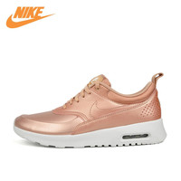 Nike Original New Arrival Authentic Air Max Thea SE Leather made Waterproof Women's Running Shoes Sports Sneakers 861674