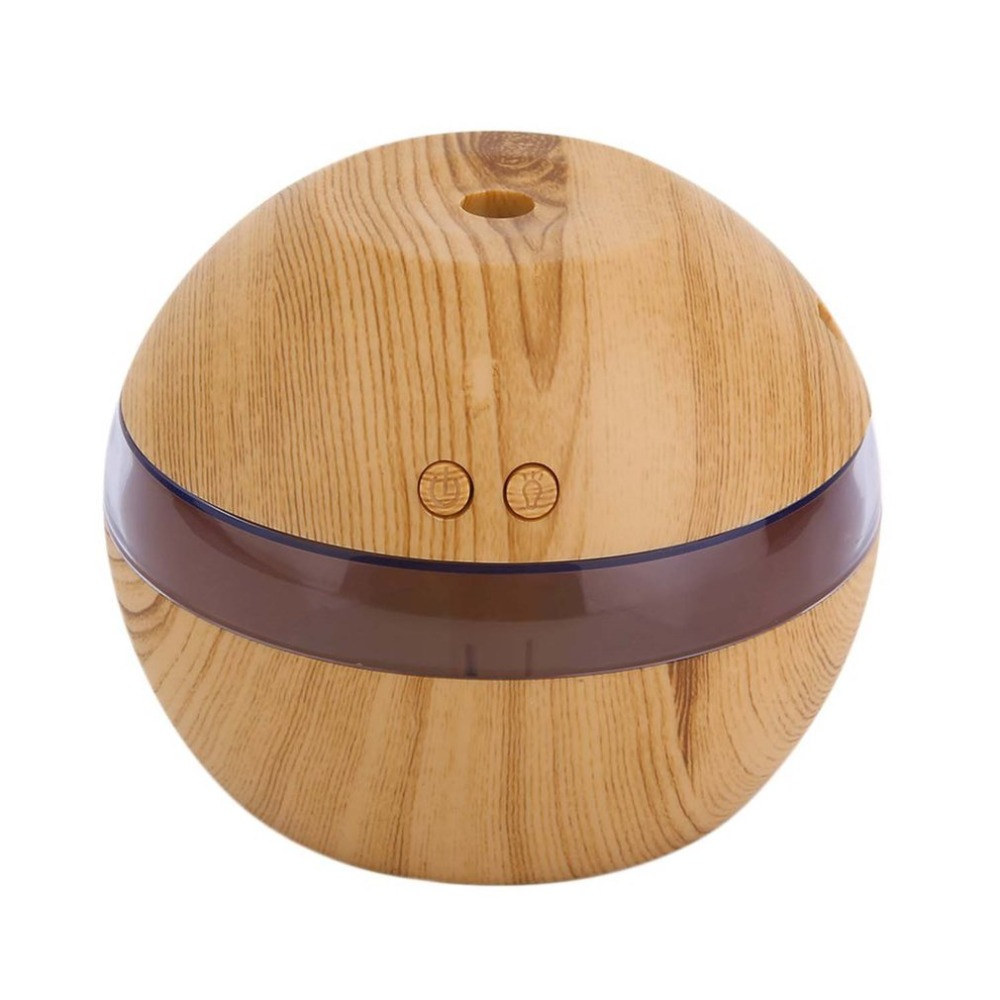 300ml LED Ultrasonic Air Aroma Essential Oil Diffuser Humidifier Aromatherapy Atomizers Mist Humidification For Home Gifts mini wifi rgb strip light controller with music control and voice control compatible with google home
