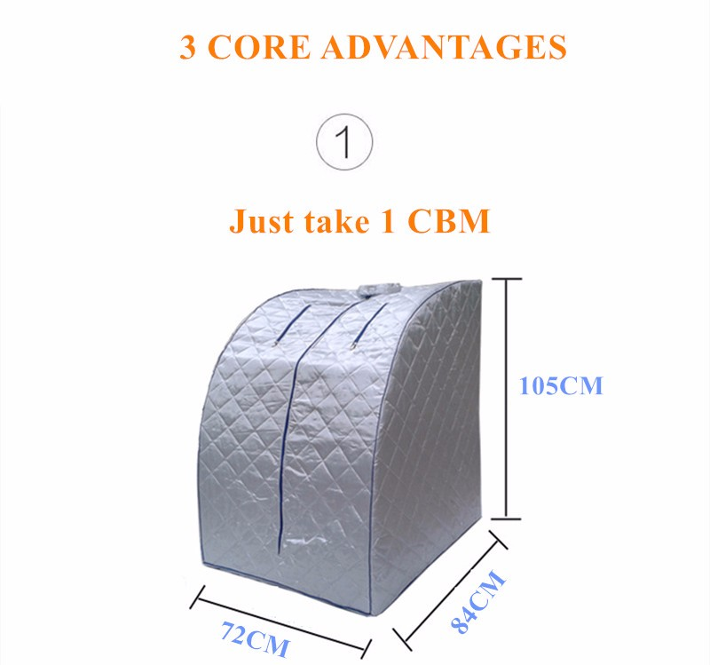 Steam Saunas For Release Fatigue Skin Beauty Sleep Aiding Lose Weight Slim Body Health Care Steaming Sauna Device  (8)