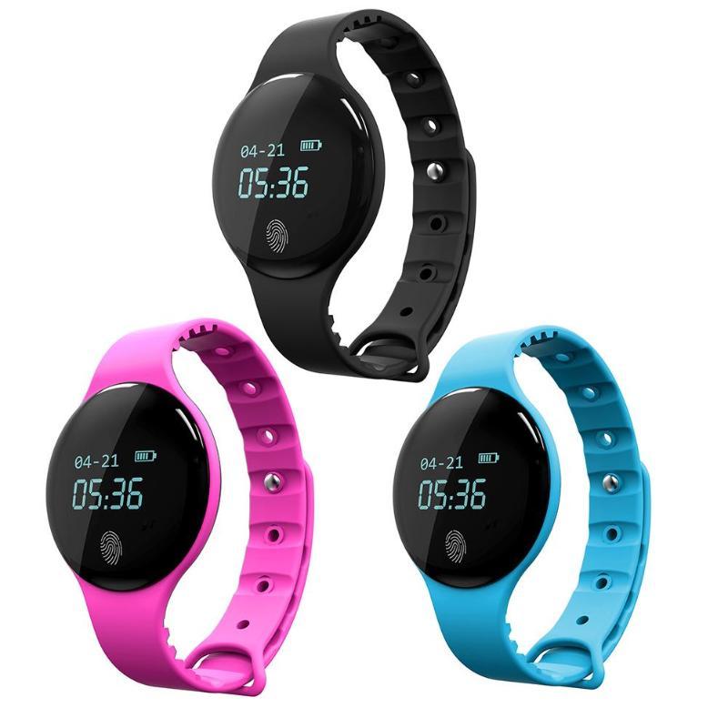 New Passometer Smartwatch Heart Rate Tracker Touch Screen Bluetooth Camera Message Reminder Waterproof Sports Smart Wristwatches